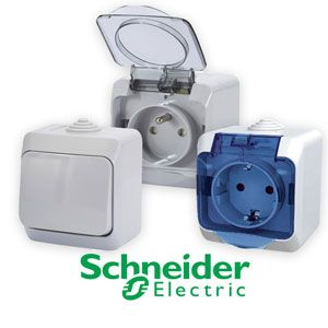 Schneider Electric Cedar Plus IP44